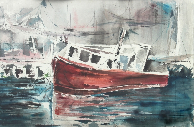 Diana painting 012