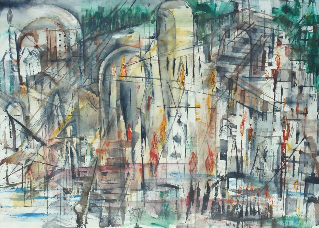 Diana painting 028