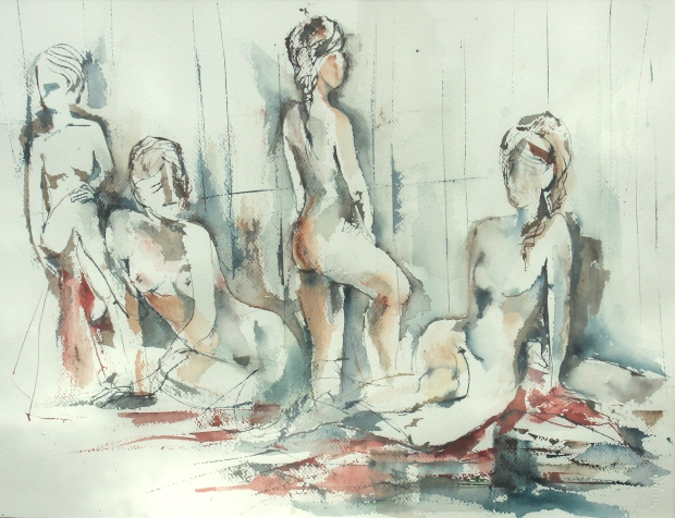 Diana painting 059